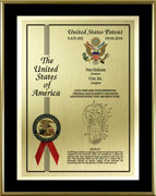 patent-plaques-metal-frame-eagle