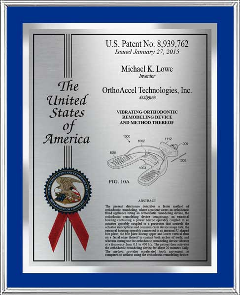Patent Plaques-Custom Series-Large
