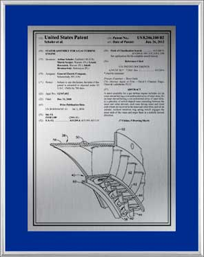patent plaque-front page-mtl-sil-blu